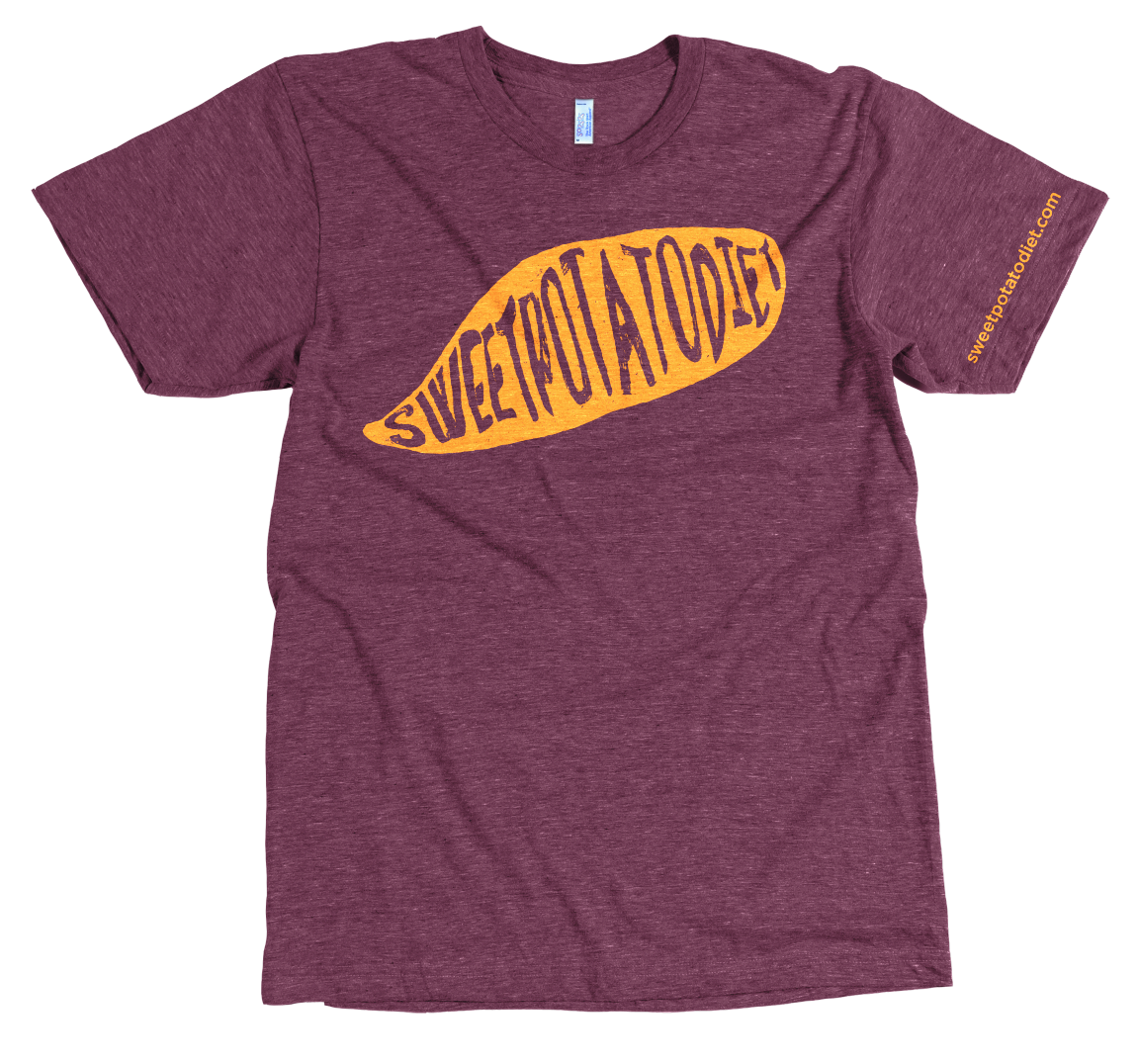 Sweet Potato Diet Tee