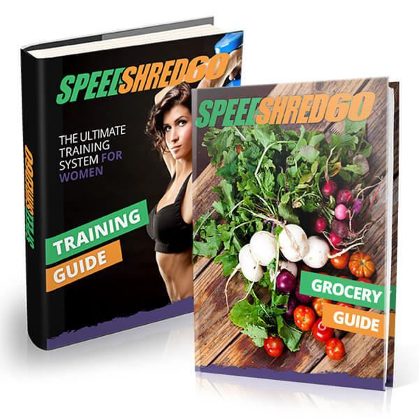 Speed Shred 60 Women - MorelliFit - Cleanest Sports Supplements & Nutrition on Earth