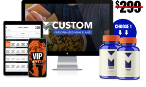 Total Transformation Bundle - MorelliFit - Cleanest Sports Supplements & Nutrition on Earth