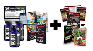 Fat Loss Stack (3-month Bundle Deal) - MFIT Sports Supplements
