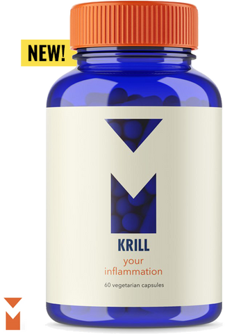 Krill Oil - MorelliFit - Cleanest Sports Supplements & Nutrition on Earth