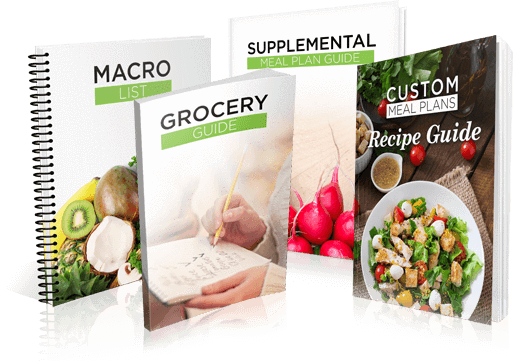 Custom Diet Nutrition Meal Plan