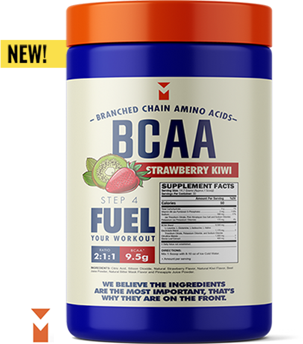 All Natural BCAAs - MorelliFit - Cleanest Sports Supplements & Nutrition on Earth