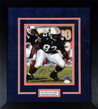 Jay Ratliff Autographed Auburn Tigers 8x10 Framed Photograph