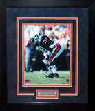 Tony Richardson Autographed Auburn Tigers 8x10 Framed Photograph
