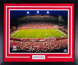 Arkansas Razorbacks Donald W. Reynolds Razorback Stadium 16x20 Framed Photograph