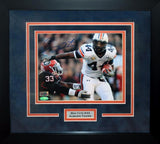 Ben Tate Autographed Auburn Tigers 8x10 Framed Photograph (vs Georgia)
