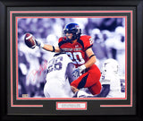 Danny Amendola Autographed Texas Tech Red Raiders 16x20 Framed Photograph