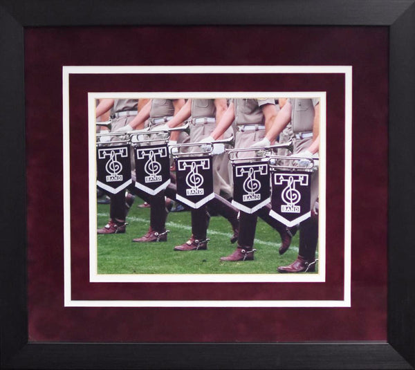 Texas A&M Aggies Band 8x10 Framed Photograph