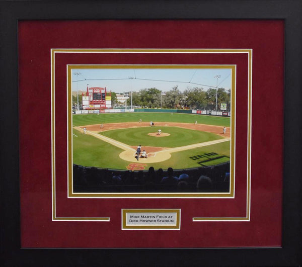 Florida State Seminoles Dick Howser Stadium 8x10 Framed Photograph
