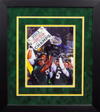 Baylor Bears 2013 Big XII Champions 8x10 Framed Photograph