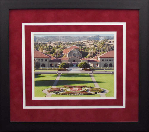 Stanford Cardinal Campus 8x10 Framed Photograph