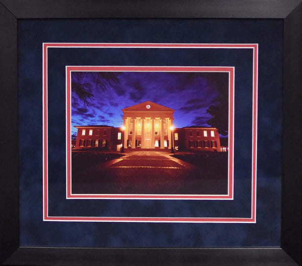 Ole Miss Rebels Campus 8x10 Framed Photograph