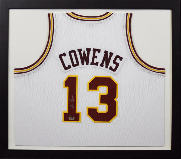 Dave Cowens Autographed Florida State Seminoles #13 Framed Jersey