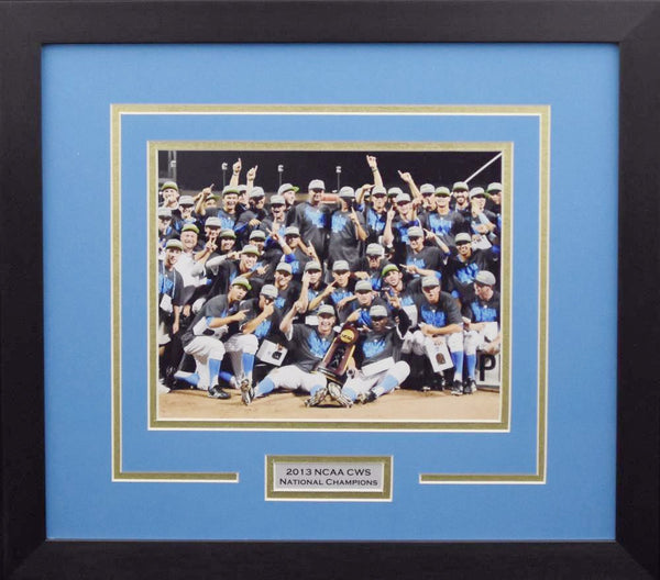 UCLA Bruins 2013 CWS Team 8x10 Framed Photograph