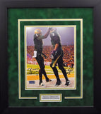 Kendall Wright & Terrance Williams Autographed Baylor Bears 8x10 Framed Photograph