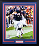 Arian Foster Autographed Houston Texans 16x20 Framed Photograph (vs Bengals)