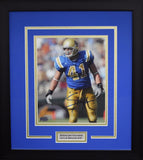Spencer Havner Autographed UCLA Bruins 8x10 Framed Photograph