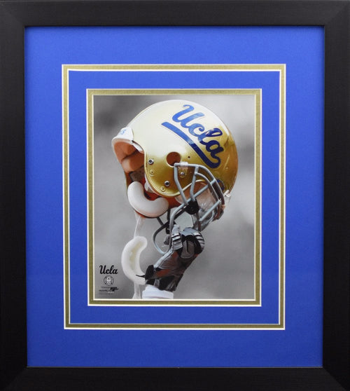 UCLA Bruins Helmet 8x10 Framed Photograph