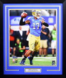 Brett Hundley Autographed UCLA Bruins 16x20 Framed Photograph (vs Texas)