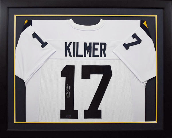 Billy Kilmer Autographed UCLA Bruins #17 Framed Jersey