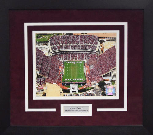 Texas A&M Aggies Kyle Field 8x10 Framed Photograph (PhotoFile)