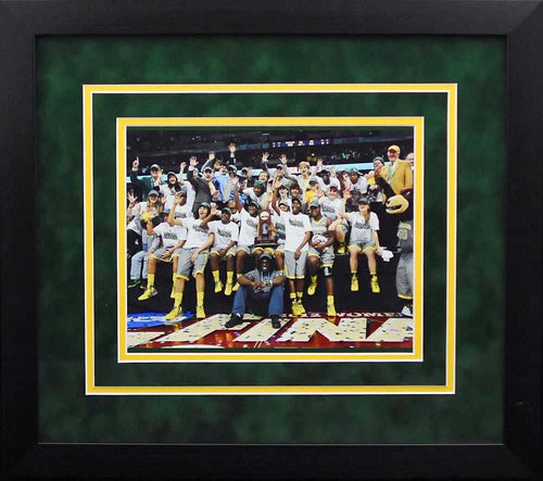 Baylor Bears Women's National Championship Team 8x10 Framed Photograph