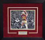 Nick O'Leary Autographed Florida State Seminoles 8x10 Framed Photograph - Spotlight