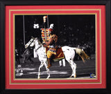 Florida State Seminoles Chief Osceola 16x20 Framed Photograph - BCS Game