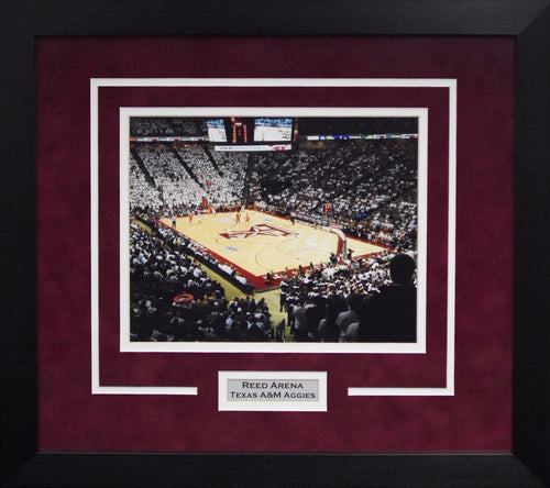 Texas A&M Aggies Reed Arena 8x10 Framed Photograph