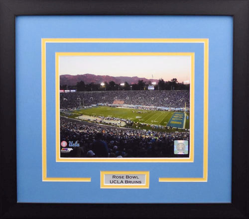 UCLA Bruins Rose Bowl 8x10 Framed Photograph