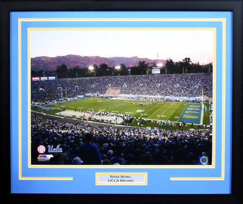 UCLA Bruins Rose Bowl 16x20 Framed Photograph