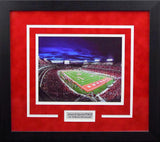 Houston Cougars TDECU Stadium 8x10 Framed Photograph