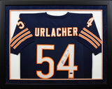 Brian Urlacher Autographed Chicago Bears #54 Framed Jersey