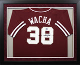 Michael Wacha Autographed Texas A&M Aggies #38 Framed Jersey
