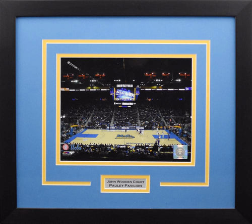 UCLA Bruins Pauley Pavilion 8x10 Framed Photograph #2