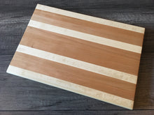Stripped Cutting Board