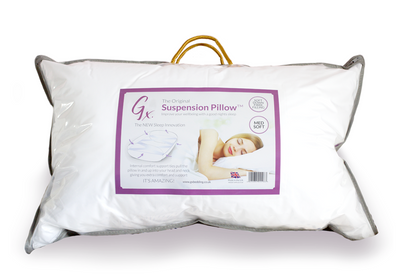 Gx Suspension Pillow 2nd Generation (Medium-soft)