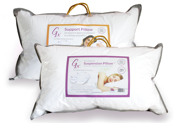 Multi Pack (1 x Gx Suspension and 1 x Gx Support Pillow)