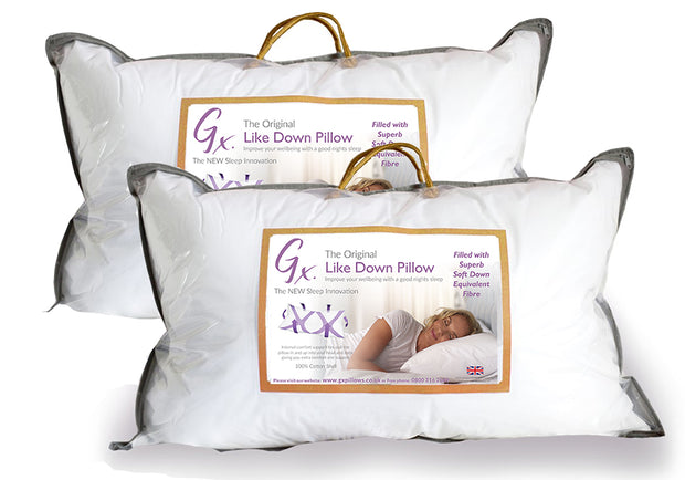 Gx Like Down Pillow - Twin Pack