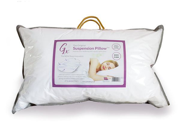 Gx Suspension Pillow 2nd Generation (Medium-firm)