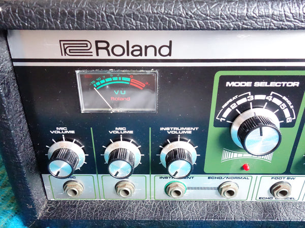 Roland RE-150 Space Echo - 1982 Model - Serviced / Maintained - E235