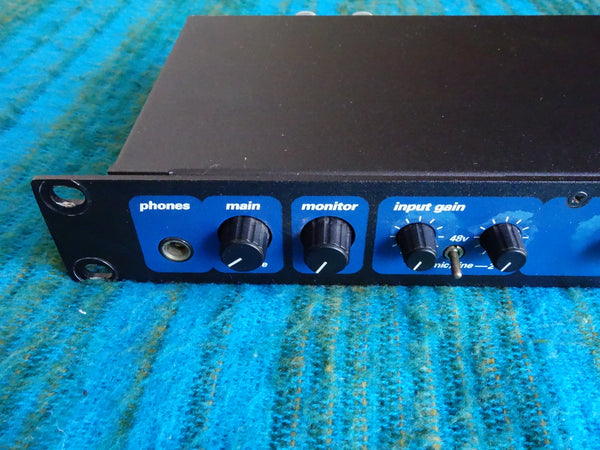 MOTU 828 mk1 Firewire Audio Interface - Analog 8 in/8 out, s/pdif, ADAT - E280