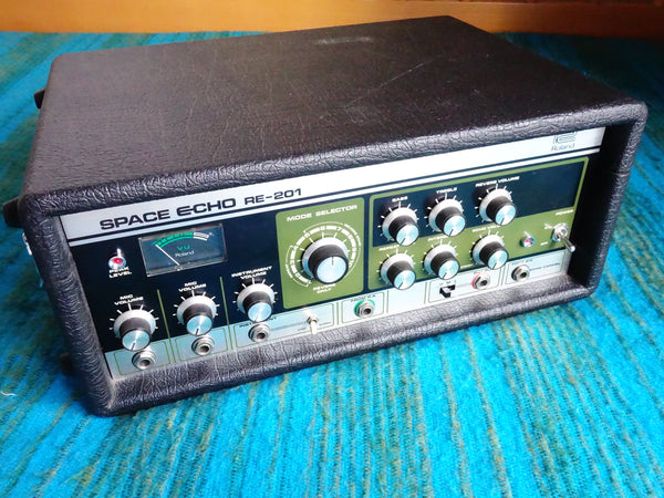 Roland RE-201 Space Echo - 1978 Model - Maintained / Overhauled - E372