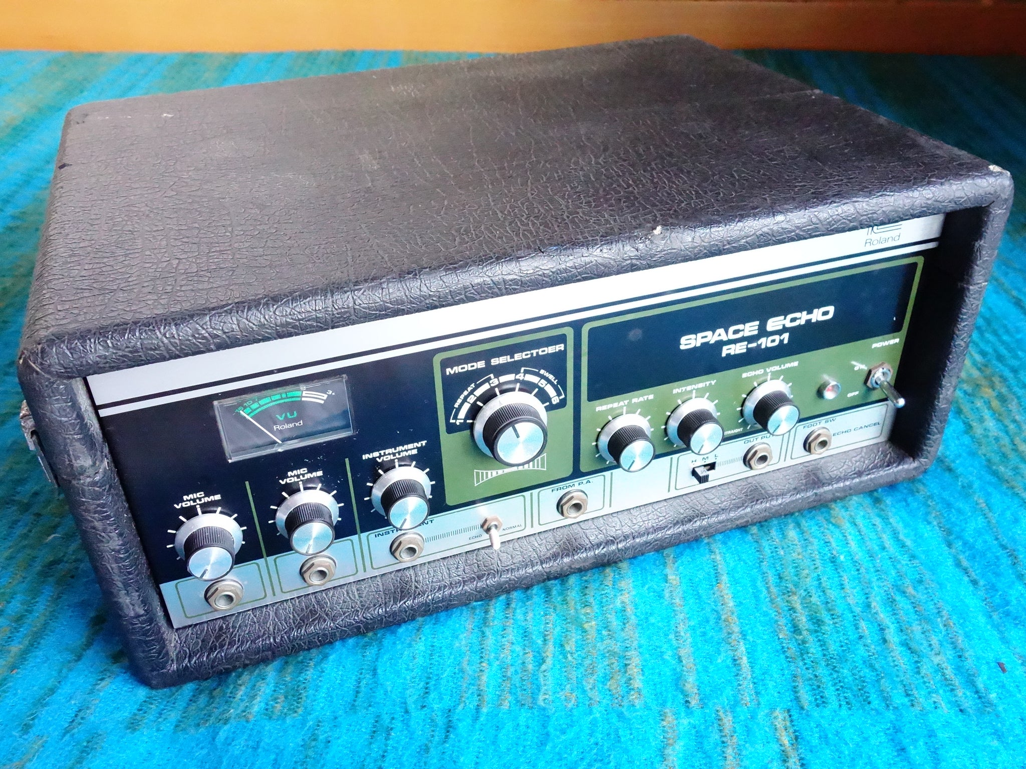 Roland RE-101 Space Echo - 1978 Model - Maintained / Overhauled - F20