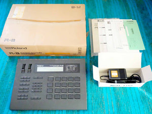 Roland R-8 Human Rhythm Composer - 90's Mint Condition w/ Box, Adapter - F11