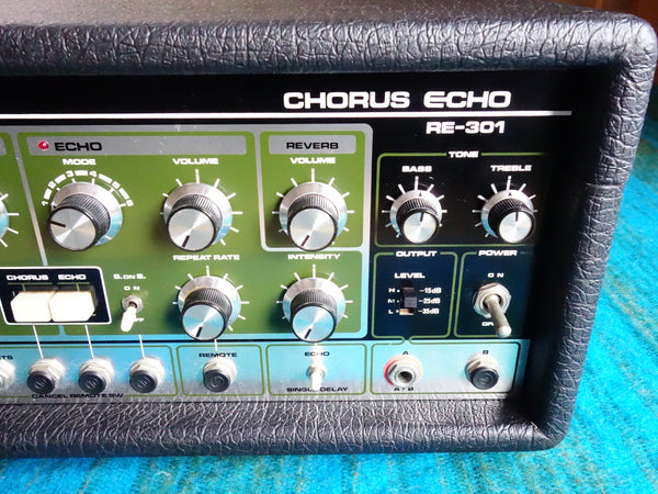 Roland RE-301 Chorus Echo - 1979 Model - Serviced / Overhauled - F98