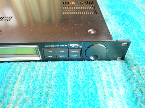 Sony DPS-R7 Digital Reverberator 90's Vintage - New Internal Battery - D359