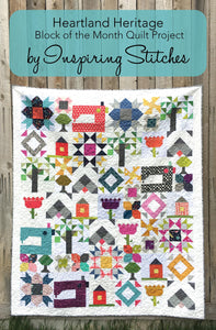 Heartland Heritage Quilt Pattern