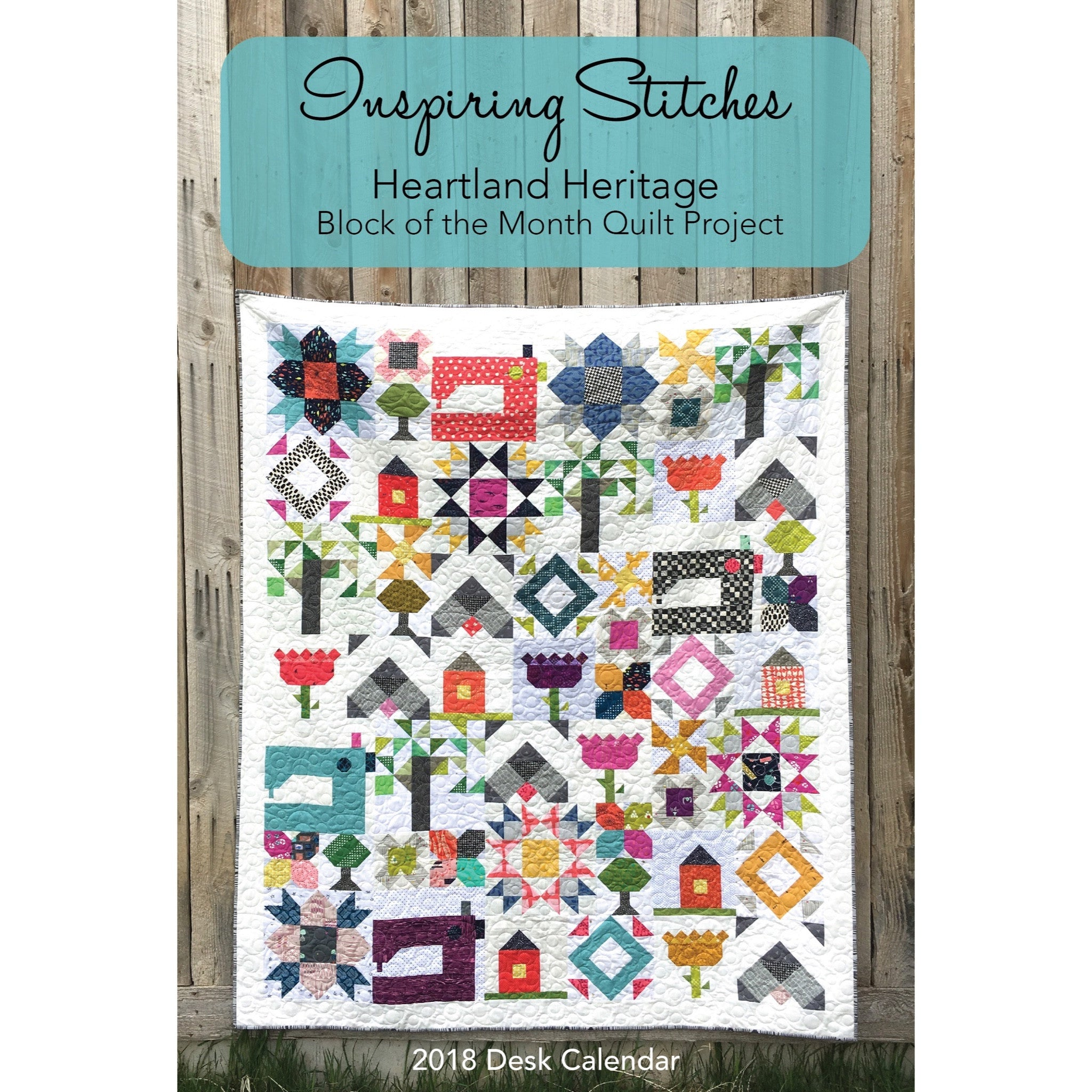 2018 Sew Along with Amy Ellis : free quilt block of the month - Adamdwight.com